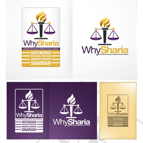 WhySharia needs a new logo