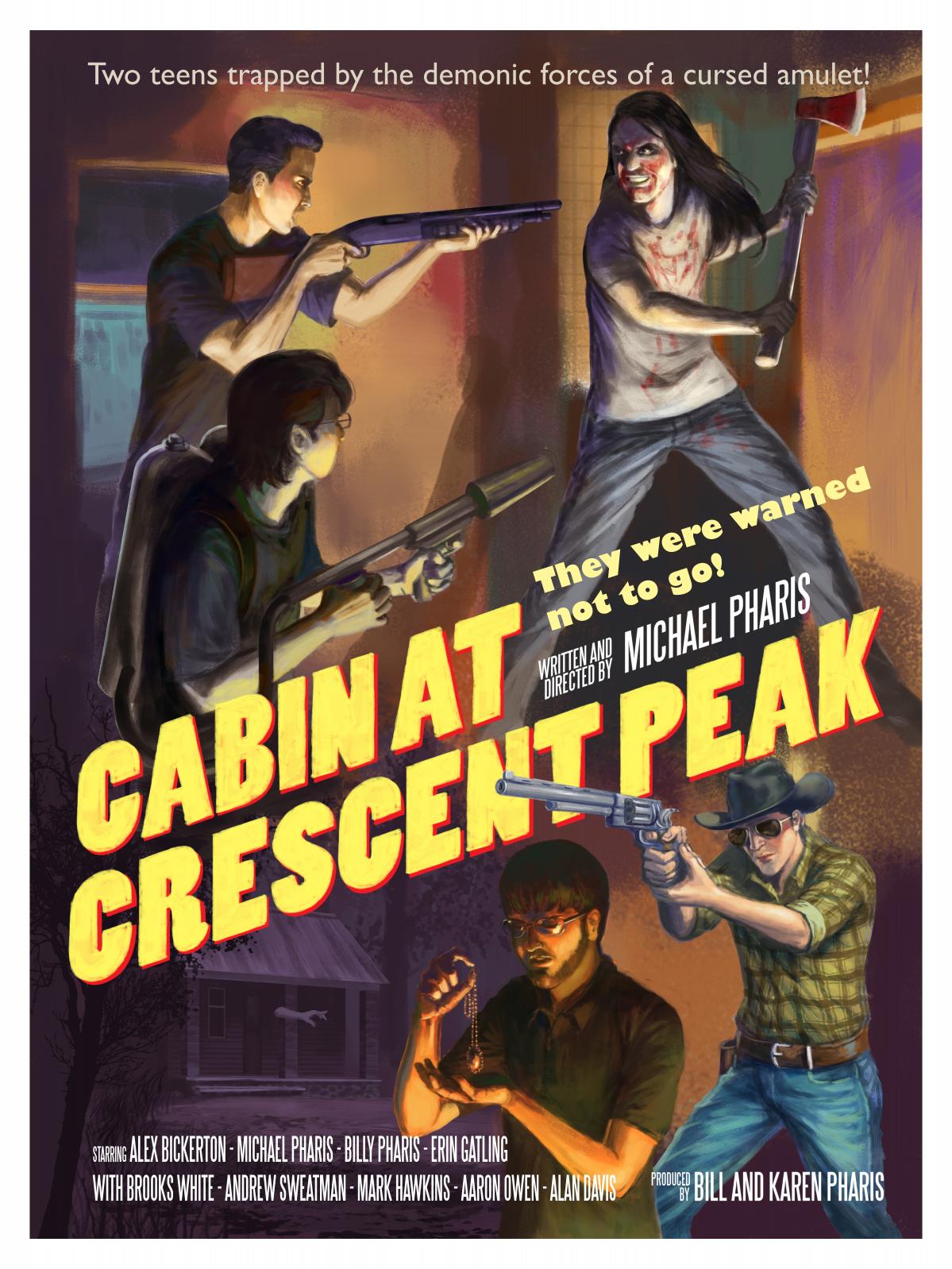 Cabin at Crescent Peak