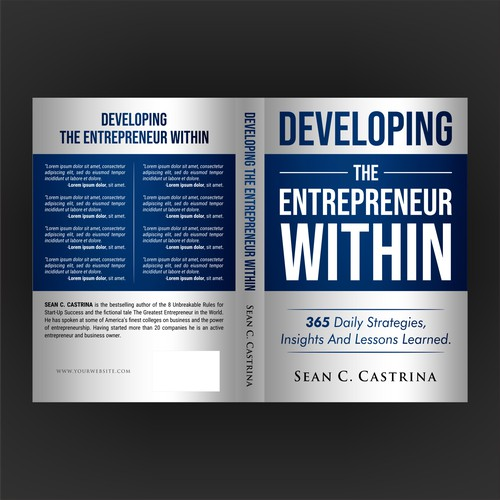 developing the entrepreneur within