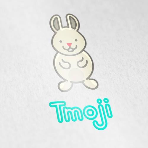 Logo concept for Tmoji