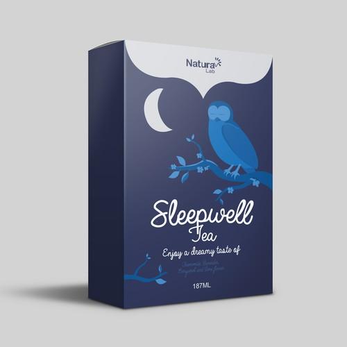 Natura Lab Sleep well tea