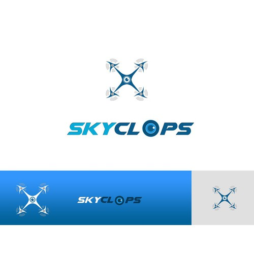 Create a exciting logo & business card for SkyClops Aerial Photography