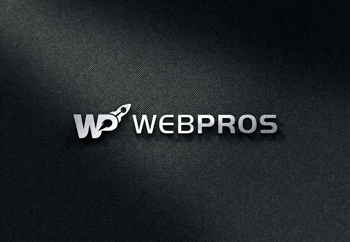 Logo desing for WebPros (internet marketing and web design teaching and services)
