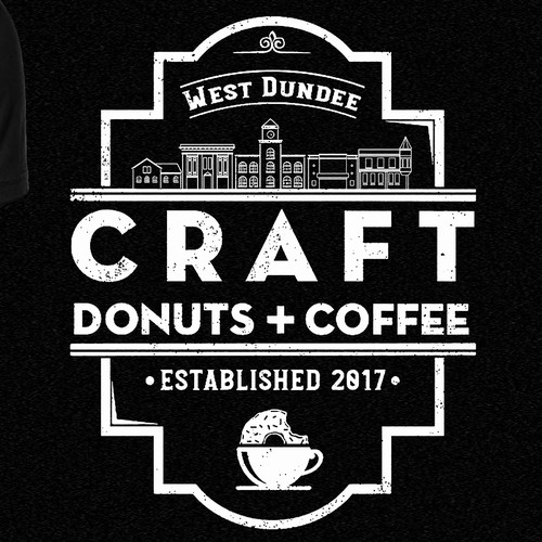 Crafnt donuts + coffee
