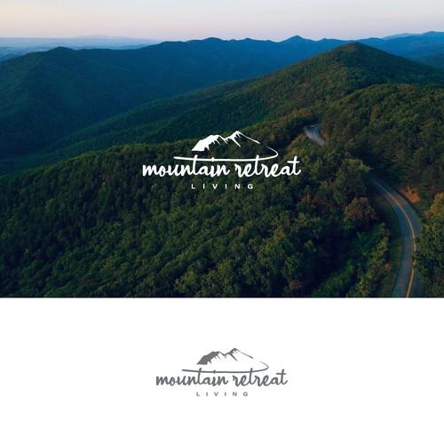 Mountain retreat living