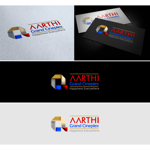 Aarthi Grand Cineplex needs a new logo