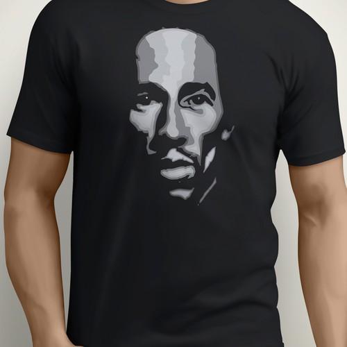 Vintage #420 king for tshirt design