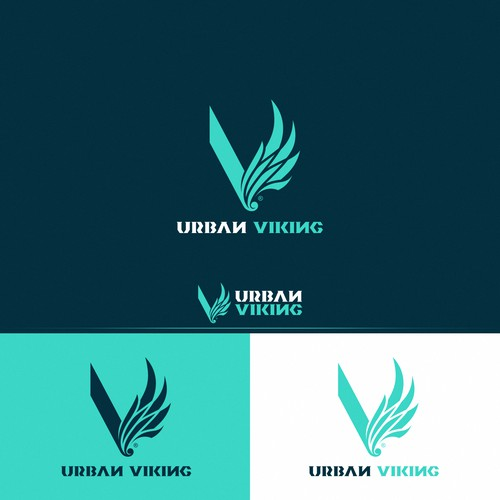 Logo design for Urban Viking