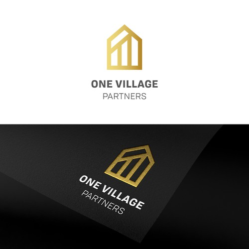 One Village Partners - Logotype