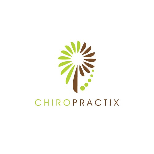 Logo for chiropractic clinic