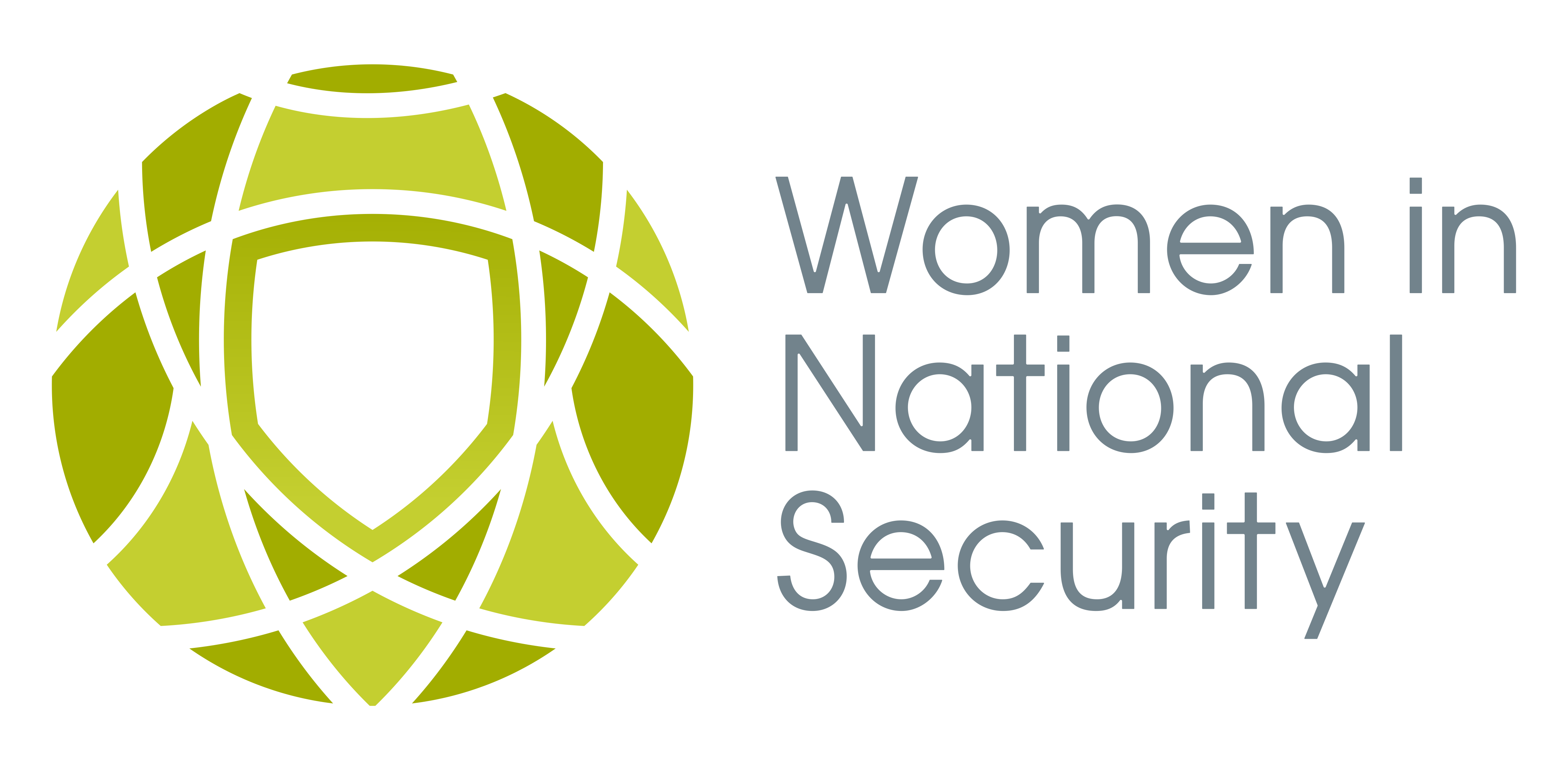 Design a logo for annual conference - Women in National Security