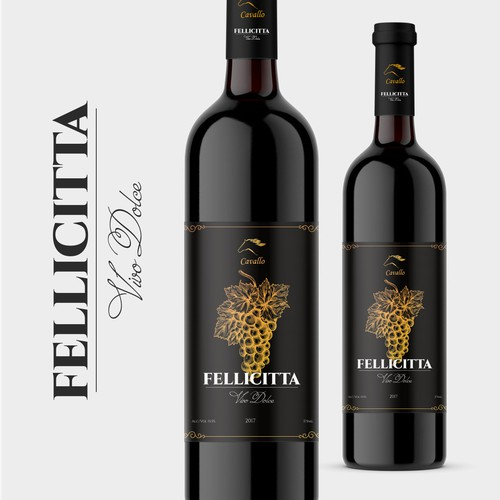 Fellicitta Vivo Dolce Label