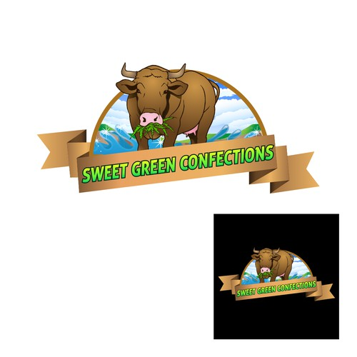 sweet green confections