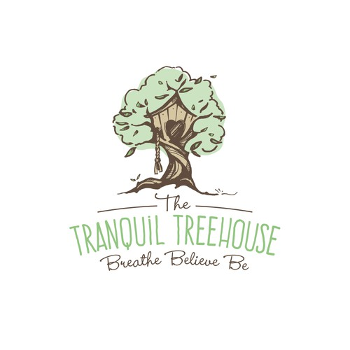 The Tranquil Treehouse