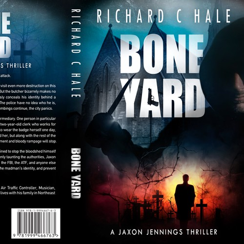 Bone Yard - a Jaxon Jennings Thriller