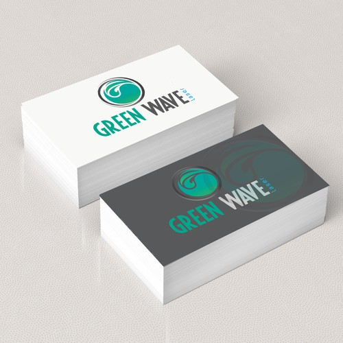 Logo contest for Greenwave Laser, Looking for surf inspiration