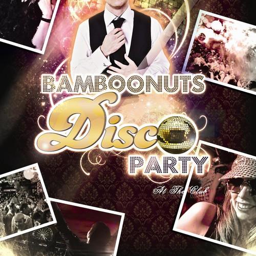 Press book for a disco clubbing project (PRIZE GUARANTEED!)