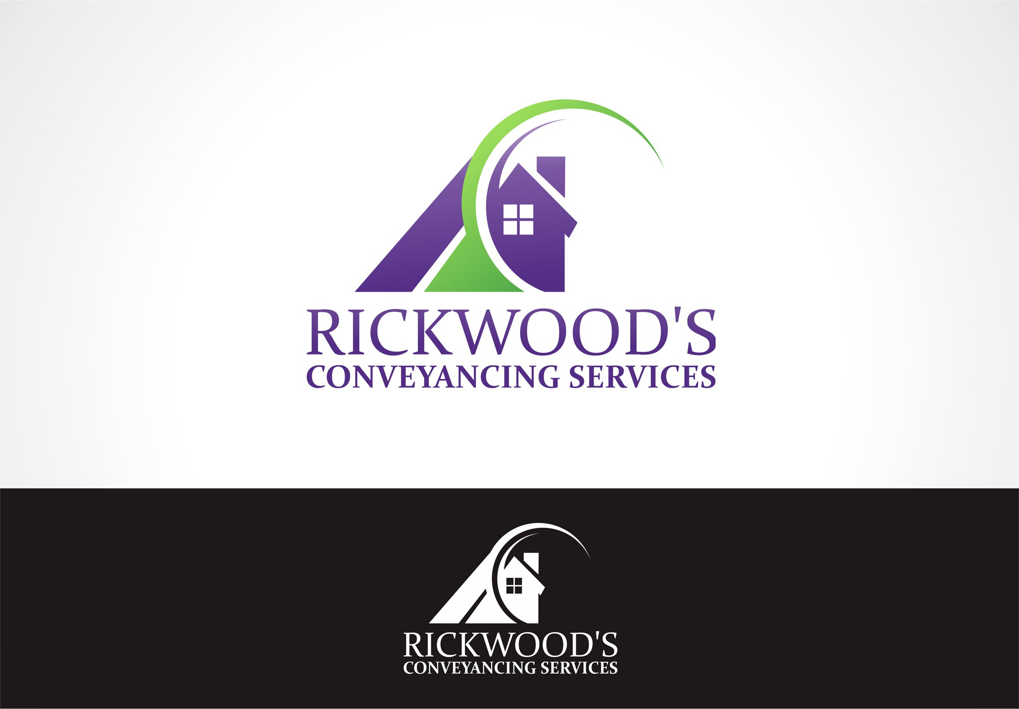 Help Rickwood's Conveyancing Services with a new logo