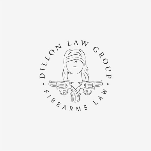 vintage logo for DILLON LAW GROUP