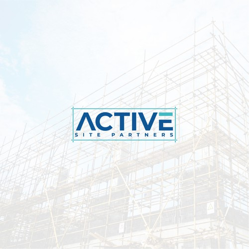 Logo Concept for Active Site Partners
