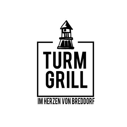 Logo for German restaurant