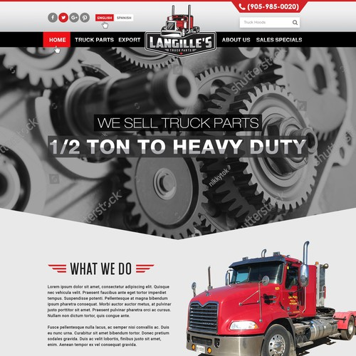 Langill's Truck Parts