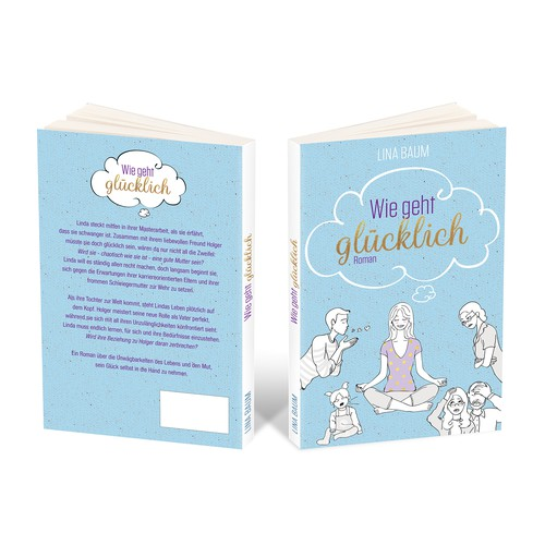 Book Cover Design & Illustration