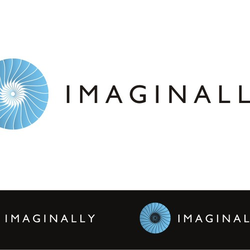 Create the next logo for Imaginally