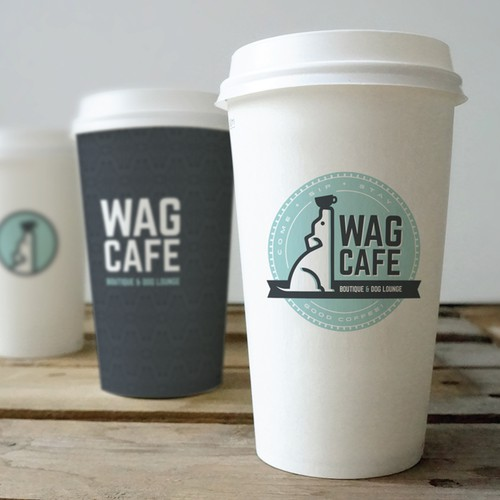 Winning entry for Wag Cafe