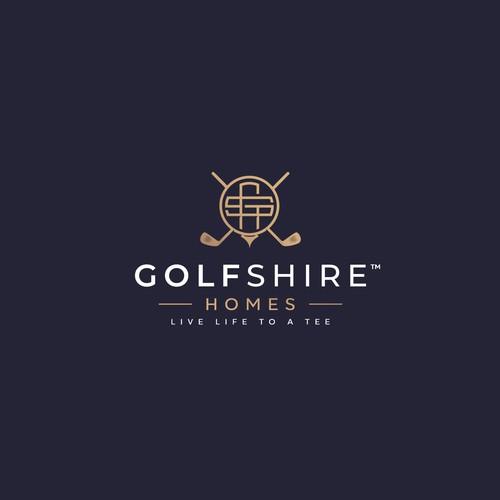 Logo Golfshire Homes