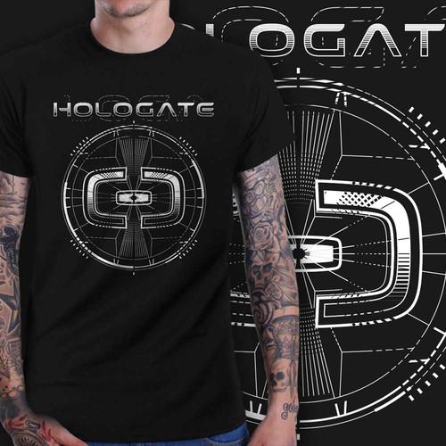 HOLOGATE T-shirt