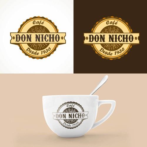 Imagen Corporativa café Don Nicho
