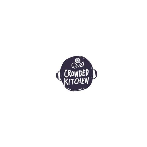 concept logo for food blogger
