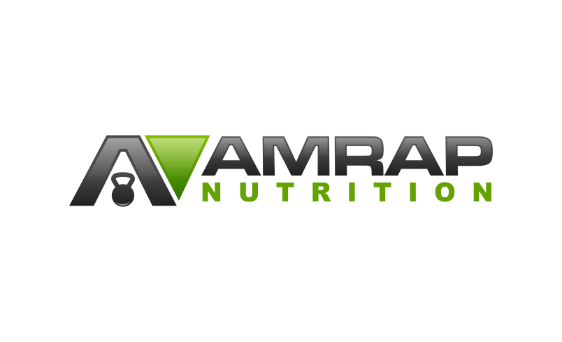 AMRAP Nutrition needs a new logo