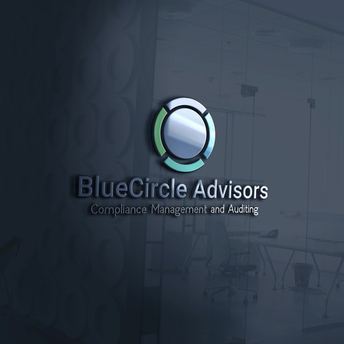 logo concept for BlueCircle Advisors