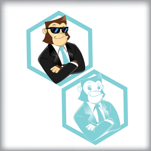 logo required - Monkey in a Tux