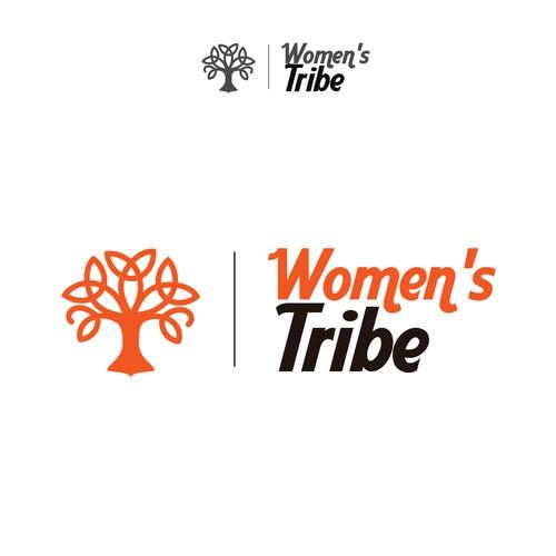 Logo for the community bythe women for the women