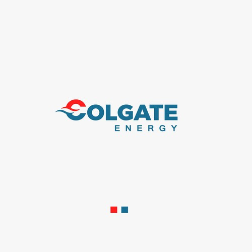 bold and clean logo design