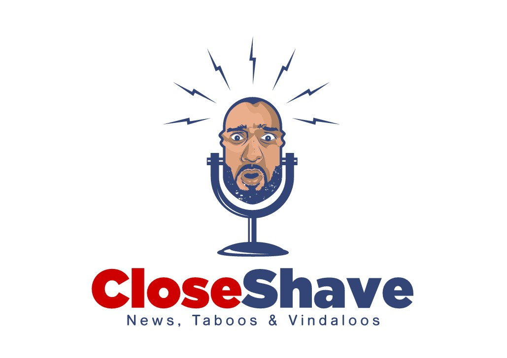 I need a design for my YouTube Channel/Podcast title- Close Shave