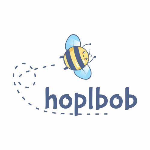 Logo concep for hoplbob