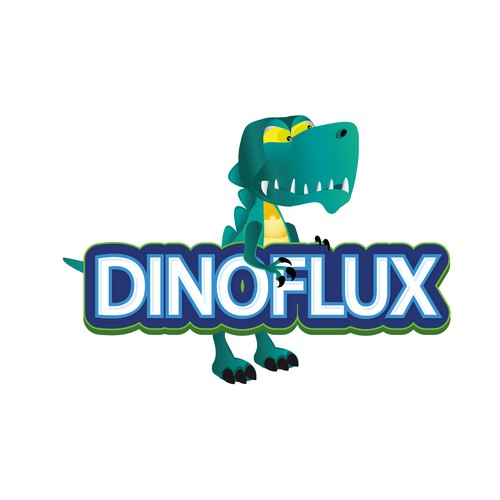 Dinoflux (Network Security Service) is looking for a logo