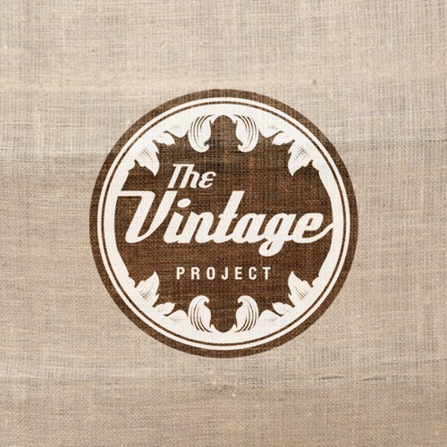 Help The Vintage Project with a logo