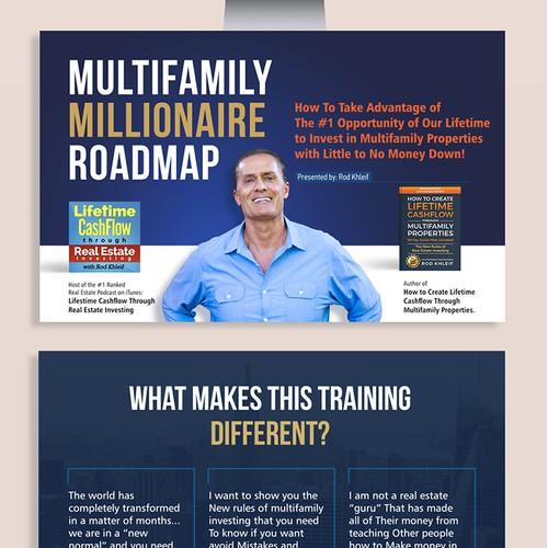 Multifamily Millionaire Presentation Customozation