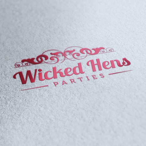 Could this be your next gig? Create an outrageously fun Logo for Wicked Hens Australia
