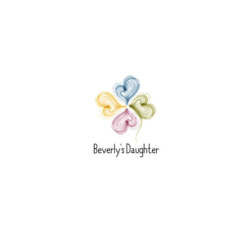 Logo concept for Beverly's Daughter (independent aging solutions)