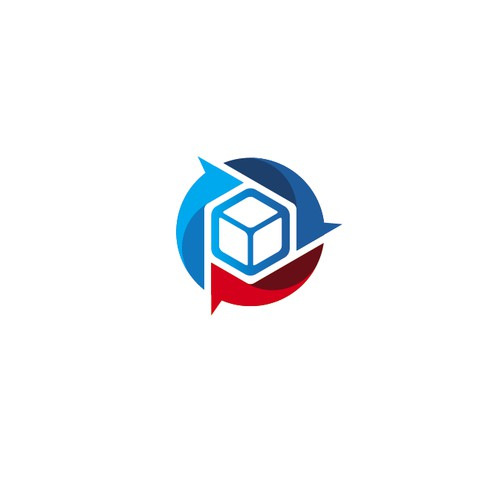 Logo for delivery company