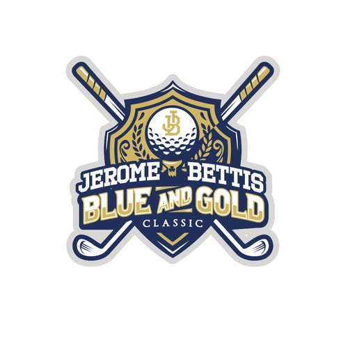 Jerome Bettis Golf Tournament Logo
