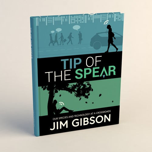 Book cover for non-fiction book Tip of the Spear