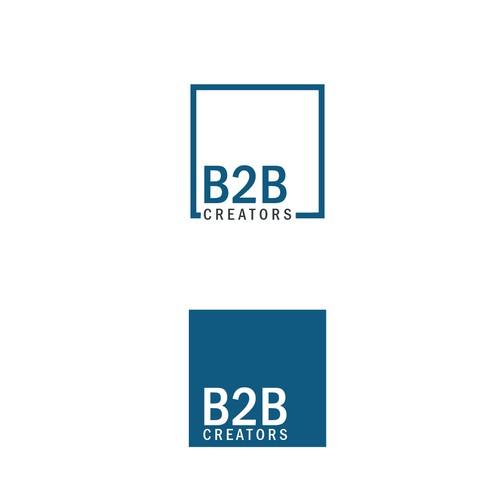 Modern Bold Logo Concept