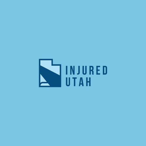 Logo Design for Injured Utah
